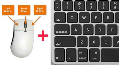 कंप्यूटर माउस यूज़ करने के टिप्स जो बहोत कम लोग जानते है – Use Mouse Like Pro tips in Hindi