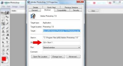 कंप्यूटर में किसी भी प्रोग्राम को स्टार्ट करने के लिए शॉर्टकट की देना सीखो    Computer Tips to Start program with shortcut key